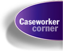 Graphic for the Caseworker Corner link